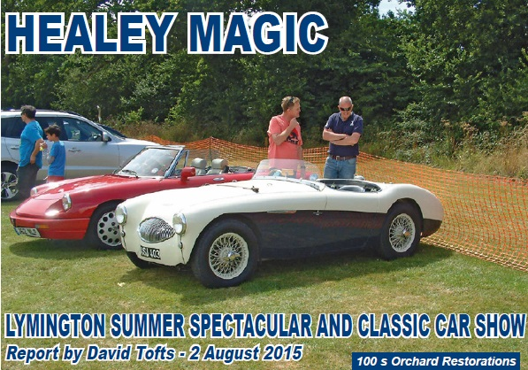 Healey Magic