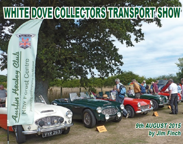 White Dove Collectors Transport Show