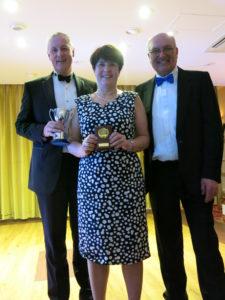 David & Sheila Green 100 concours winners