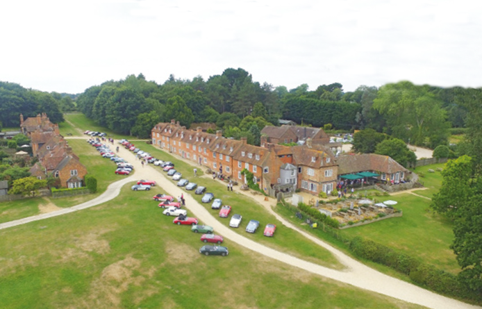 New Forest Centre 50th Anniversary at Bucklers Hard